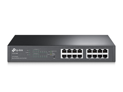 Smart Switch TP-Link TL-SG1016PE PoE 16 cổng với 8 cổng PoE+
