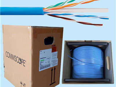 Cáp mạng Commscope/AMP CAT6 1427254-6
